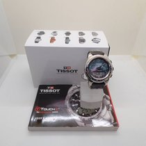 Tissot T Touch Cadran Nacre Diamants