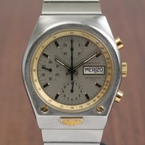 Heuer Steel 39mm Automatic 750.705 pre-owned