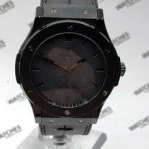 Hublot Classic Fusion Berluti All Black Limited 500 pcs. -...
