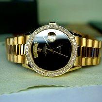Rolex Day-Date (Submodel) μεταχειρισμένο 36mm Κίτρινο χρυσό