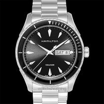 Hamilton Jazzmaster Seaview Steel 42mm Black United States of America, California, San Mateo
