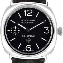 Panerai Radiomir Black Seal Logo Pam00380