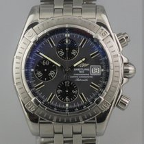 Breitling Chronomat Evolution Steel 44mm No numerals