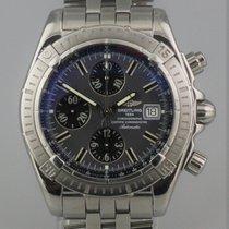 Breitling Chronomat Evolution brugt 44mm Stål