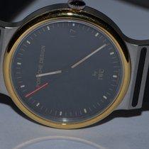 IWC Porsche Design Gold/Steel 32mm Black No numerals United States of America, New York, Greenvale