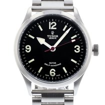 Tudor Heritage Ranger 79910 Watch with Stainless Steel...