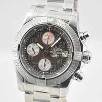Breitling Avenger II Steel 43mm Grey United States of America, Ohio, Mason