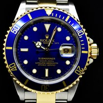 "Rolex Submariner Date Steel & Gold ""Full Set"""