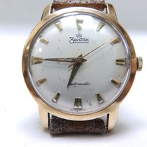 ZentRa Yellow gold 33mm Automatic pre-owned