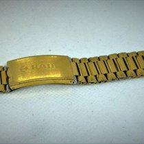 Rado Hebilla usados 18mm Acero y oro Diastar