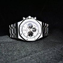 Audemars Piguet Royal Oak Chronograph begagnad 41mm Stål