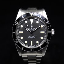勞力士 5508 鋼 Submariner (No Date)
