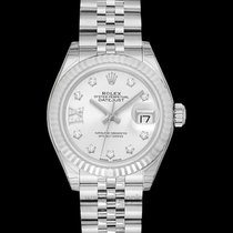 Rolex Silver new Lady-Datejust