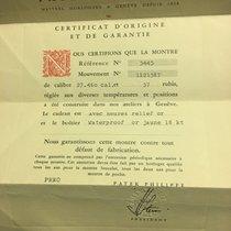 Patek Philippe Or jaune 3445 occasion France, Lormont