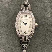 Concord Bílé zlato 16mm Quartz 0311081 nové