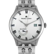 Maurice Lacroix Steel 40mm Automatic MP6807-SS002-112-1 new