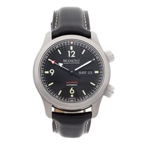 Bremont Steel 43mm Automatic U-2/SS pre-owned