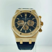Audemars Piguet 26331OR.OO.D315CR.01 Rose gold 2021 Royal Oak Chronograph 41mm new United States of America, New York, New York