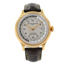 Baume & Mercier Capeland 47mm Champagne United States of America, New York, New York