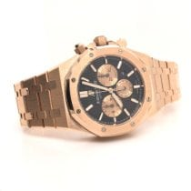 Audemars Piguet Royal Oak Chronograph Rose gold United States of America, New York, New York