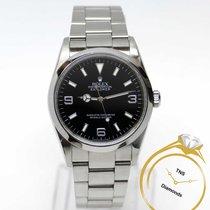 Rolex Explorer 36mm Μαύρο