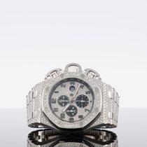 Audemars Piguet Royal Oak Offshore Chronograph Oro blanco 48mm Árabes