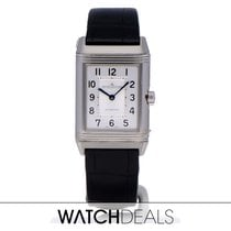 Jaeger-LeCoultre Reverso Classic Medium Duetto Steel 40mm Silver