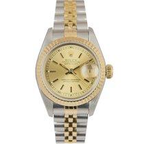 Rolex Lady-Datejust 69173 1996 подержанные