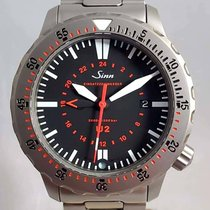 Sinn U2 Steel Black No numerals