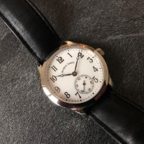 Jacques Etoile Steel 37mm Manual winding ST15000615B new