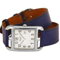 Hermès Cape Cod Steel 29mm White Arabic numerals United States of America, New York, New York