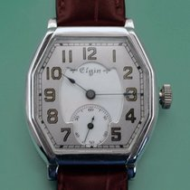Elgin 31.6mm Manual winding pre-owned United States of America, California, Los Angeles