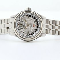 Ball Trainmaster Worldtime Acero 41mm Plata