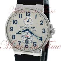 Ulysse Nardin Marine Chronometer 41mm 263-66-3 pre-owned