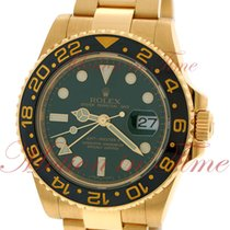 Rolex GMT-Master II 116718 g pre-owned