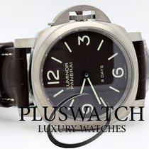 パネライ (Panerai) LUMINOR BASE 8 DAYS TITANIO - 44MM PAM00562...
