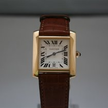 Cartier Tank Francaise  Ref.1840 Yellow Gold