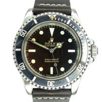 Rolex Submariner 5513 Gilt Tropical dial