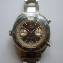 Hamilton Two Registers Pan-Europ 703 Chronomatic Chronograph