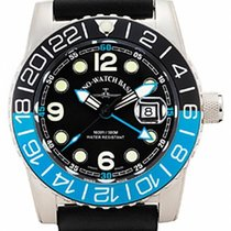Zeno-Watch Basel -Watch Herrenuhr - Airplane Diver Quartz GMT...