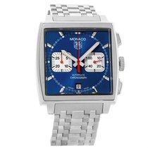TAG Heuer Monaco Automatic Chronograph Mens Watch Cw2113