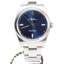 ロレックス (Rolex) Oyster Perpetual 39mm Steel Blue index