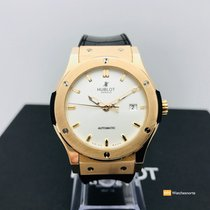 Χίμπλοτ (Hublot) Classic Fusion  King 42mm, Rosé Gold