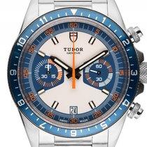 Τούντορ (Tudor) Heritage Blue Stahl Automatik Chronograph...