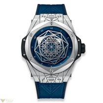 Hublot Big Bang Sang Bleu Titanium Blue Unisex Watch