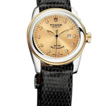 Tudor Glamour Date Gold/Steel 31mm Champagne