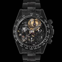 Rolex  Daytona Ref/116520 DLC Skeleton MAD