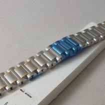 Montblanc Timewalker Bracelet Steel- Gold 20 mm NEW