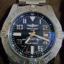ブライトリング Avenger II GMT A32390