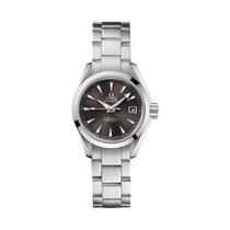 Omega Seamaster Aqua Terra Steel 30mm Grey United Kingdom, Bowness on Windermere
